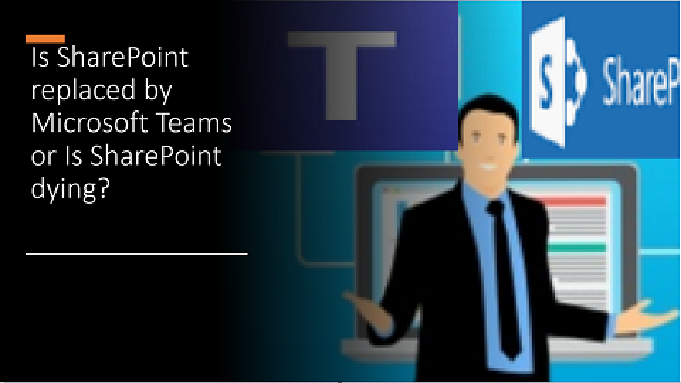 Is SharePoint Replaced By Microsoft Teams?