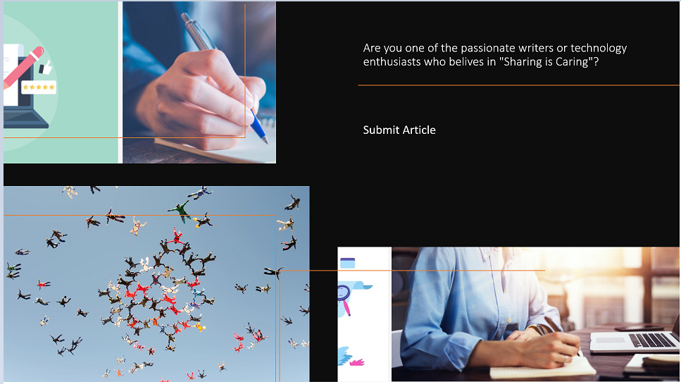 Submit your article in Global SharePoint Diary
