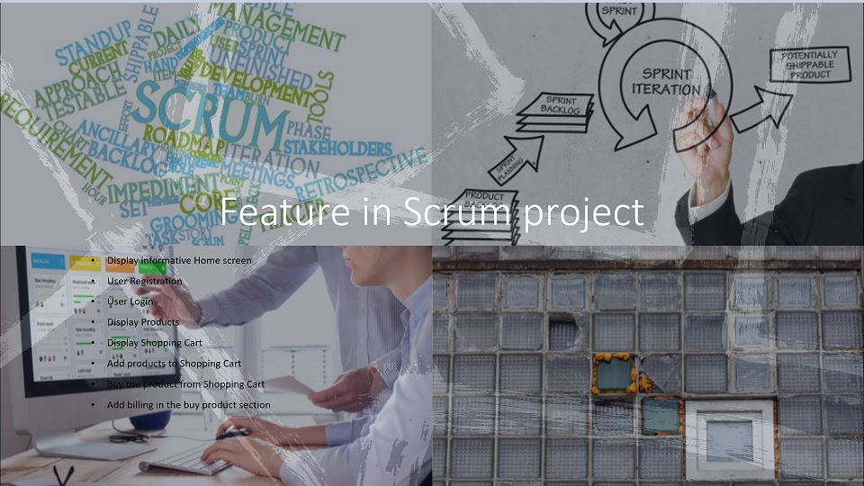 Feature in Scrum Project