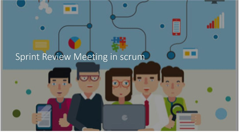 Sprint review Meeting in scrum