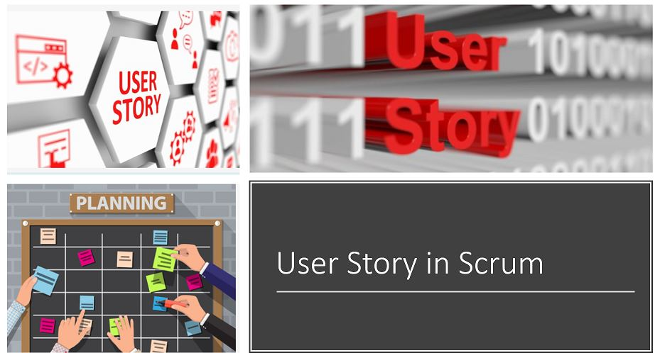 User Story in Scrum Project