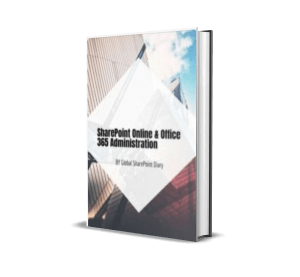 Buy SharePoint Online & Office 365 Administration eBook